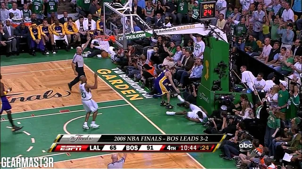 DAR Sports: 2008 NBA Finals- Lakers vs Celtics ...