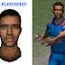 Ravichander Ashwin Face Released for EA Cricket 07 (By Harmeet`s Faces)