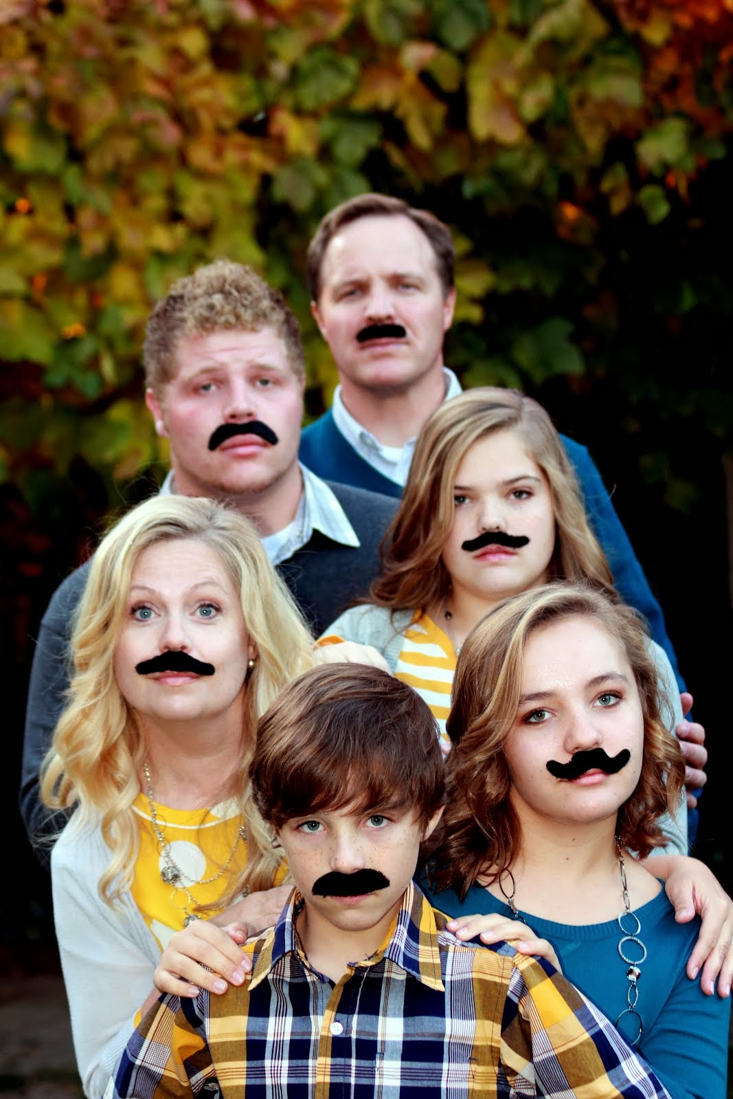 I mustache you a question- dId you know your family can be together after death?