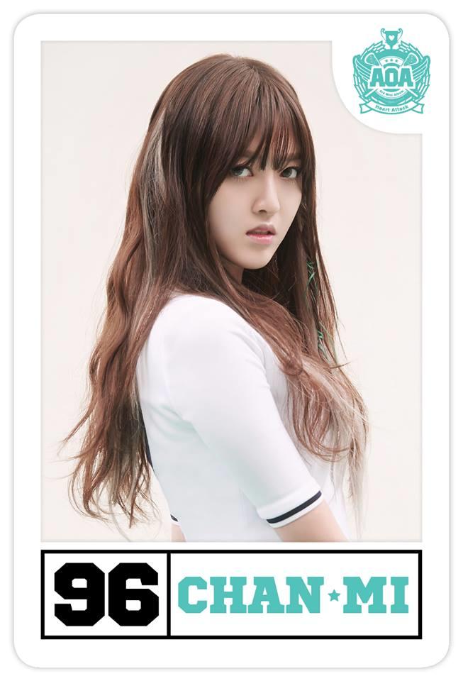 AOA Korean Girl Group