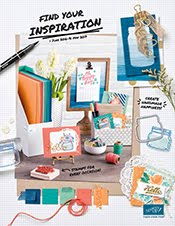 STAMPIN' UP! JAARCATALOGUS 2016/2017