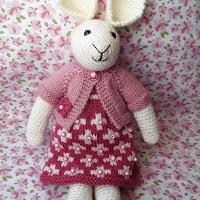 Spring Sakura Bunny