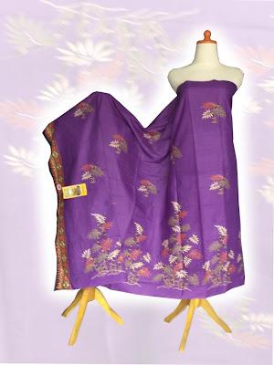 kain+batik+bambu+ungu DRESS BATIK MODERN TREND 2013 TERBARU
