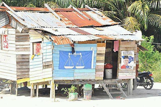 Melayu miskin kerana UMNO