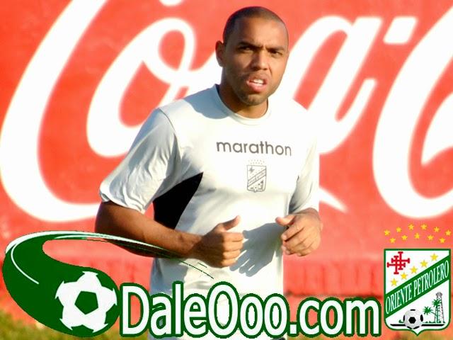 Oriente Petrolero - Thiago Dos Santosz - DaleOoo.com web del Club Oriente Petrolero