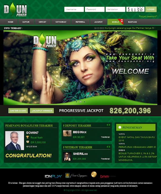 Agen bola, poker & casino terpercaya di indonesia