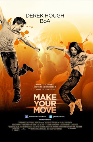 Film Make Your Move 2014 di Bioskop
