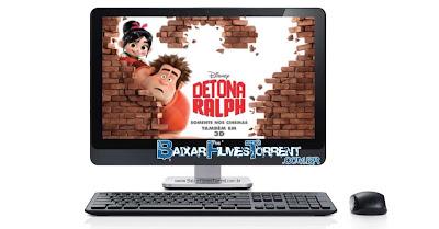 Baixar Filme Detona+Ralph+(Wreck It+Ralph) Detona Ralph (2012) DVDRip XviD Legendado torrent