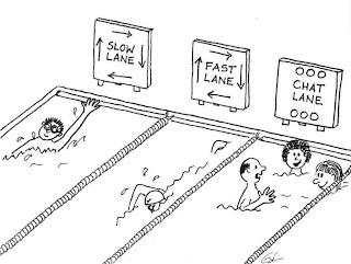 Tipos de nadadores