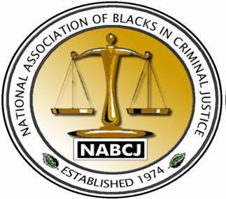 National Association of Black in Criminal Justice logo