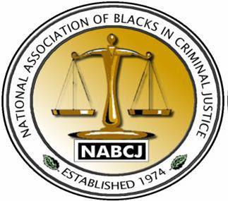 National Association of Black in Criminal Justice logo
