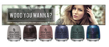 China Glaze Wood You Wanna 6-Piece Set