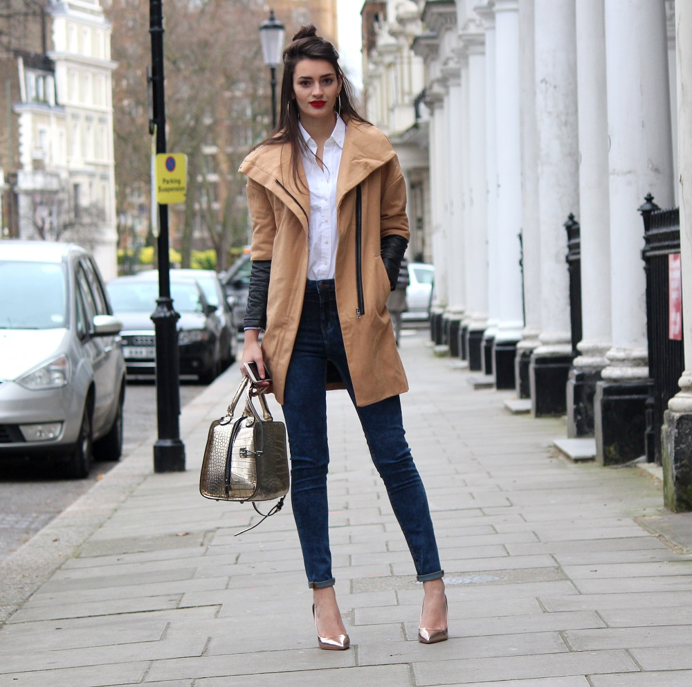 The Camel Coat Trend