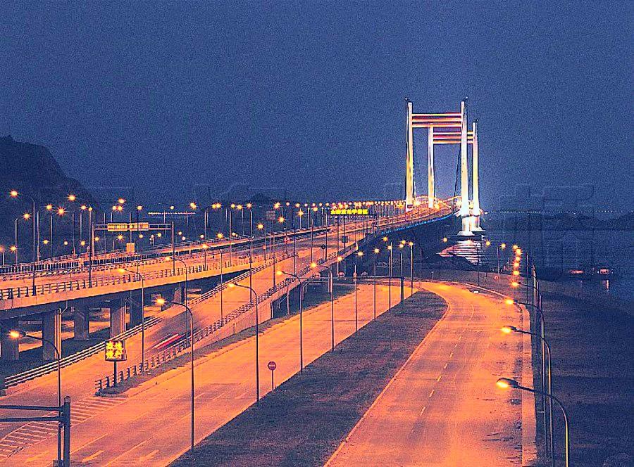 Jembatan Donghai, China