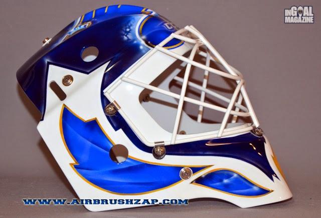 I Love Goalies Martin Brodeur 2014 15 Mask