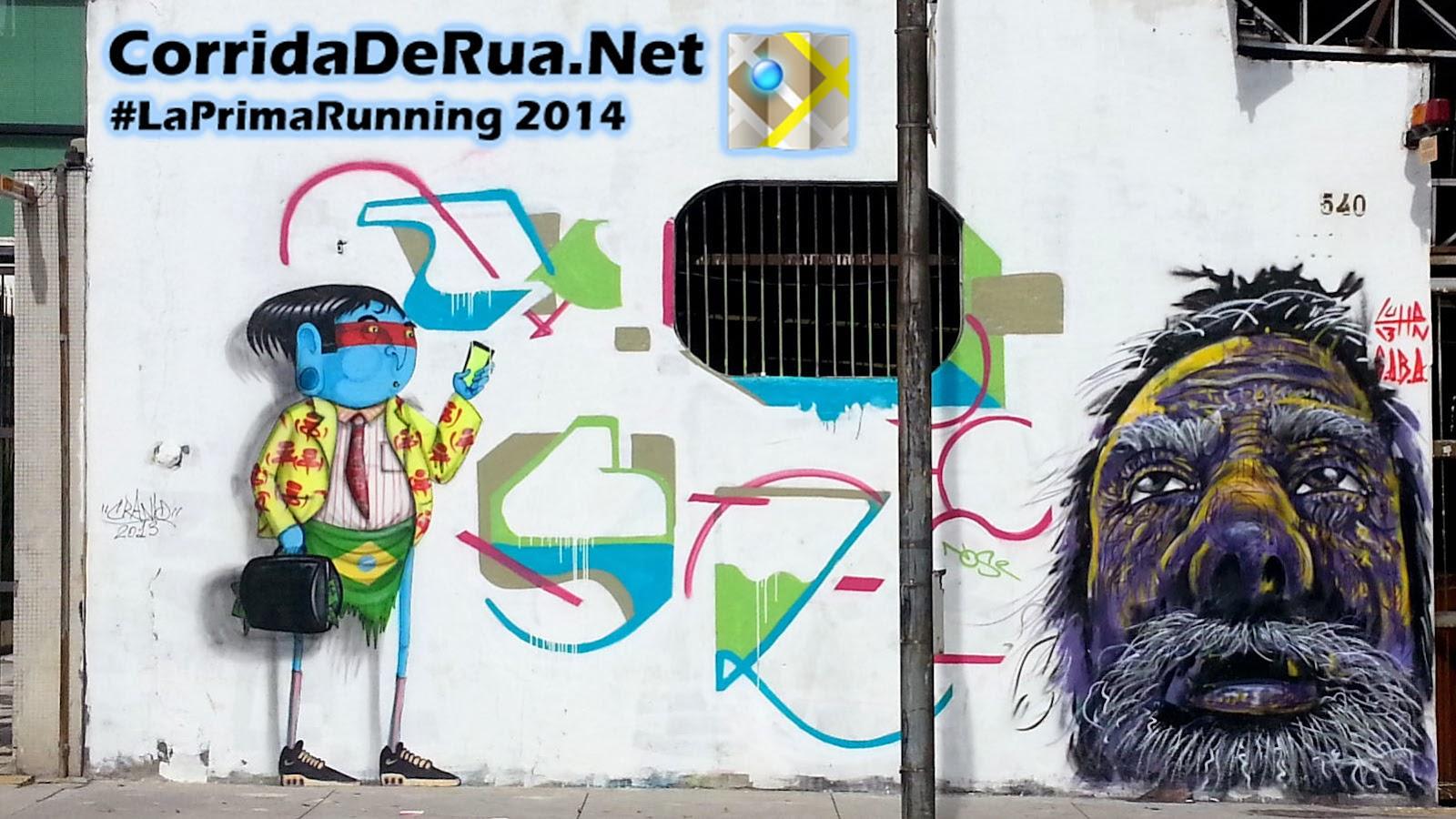 Grafitti - Corrida De Rua