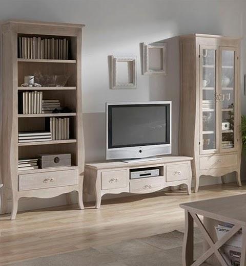 Sal n estilo vintage redise a tu mundo - Muebles de salon estilo vintage ...