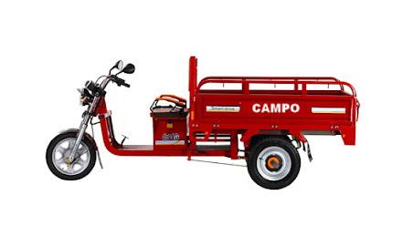 $950.000 CAMPO Triciclo Electrico Carga para 400 Kilos