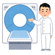 診療放射線技師のイラスト