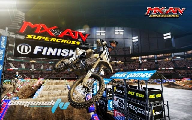 MX vs ATV Supercross Xbox 360 Region Free Español