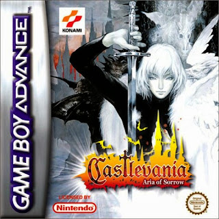 Castlevania: Aria of Sorrow rom game cover