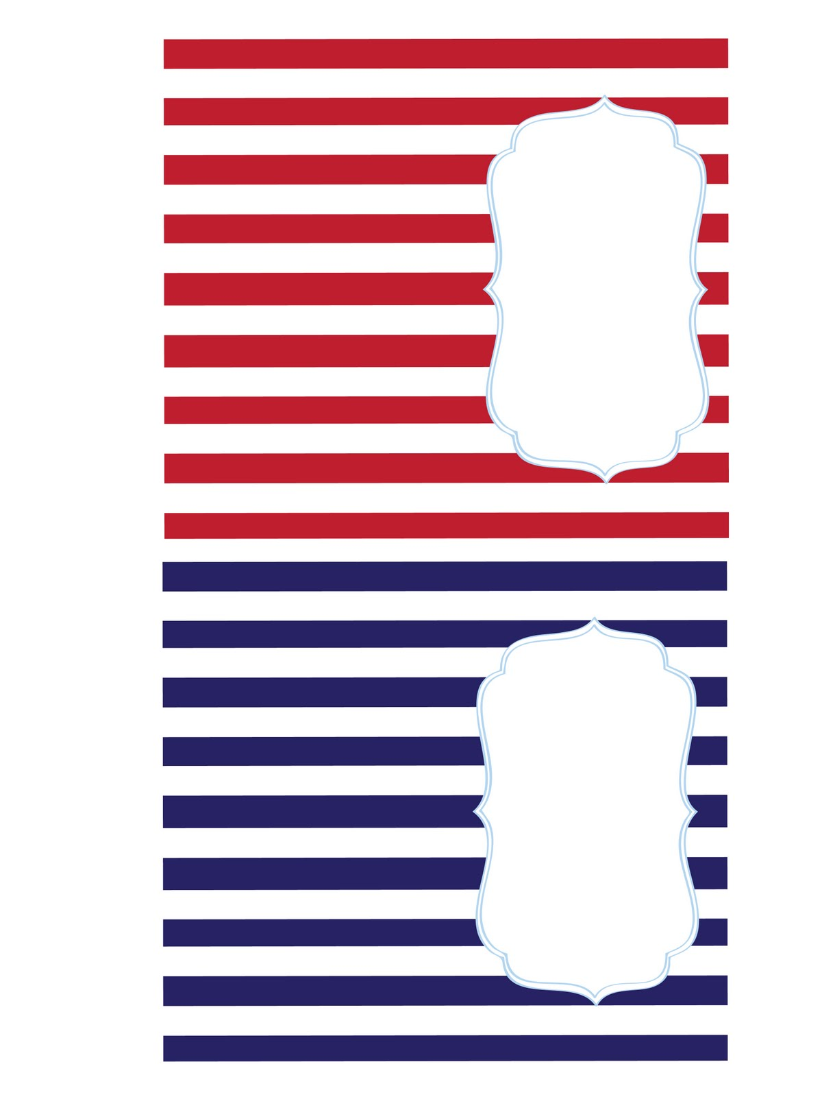 It's just a picture of Shocking Free 4th of July Printables