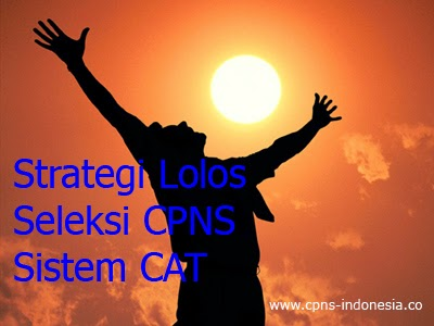 Strategi Lolos Seleksi CPNS Sistem CAT