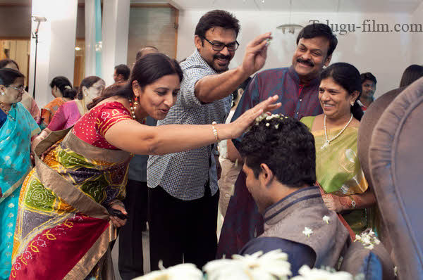 Venkatesh Wife And Family Pictures  Photos  Images  Wallpapers