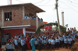 lakhe dada school by kishor kc
