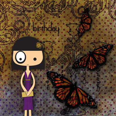 ilustración personalizada foltys vs the 30th bday 1/4  (100% handmade with ♥)
