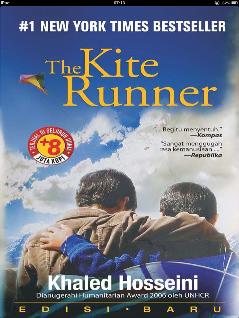 "the importance of action in the kite runner a novel by khaled hosseini ""the kite runner"" by khaled hosseini was published an analysis of the setting of the kite an analysis of the setting of the kite runner accessed."