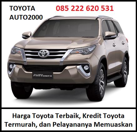 Dealer Toyota Auto2000 : Harga Toyota Bekasi Jakarta Cikarang Depok Tanggerang Bogor Terbaik