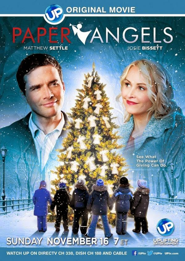 Christmas Movie Alert Northpole Paper Angels Angels And Ornaments To Premiere This Weekend