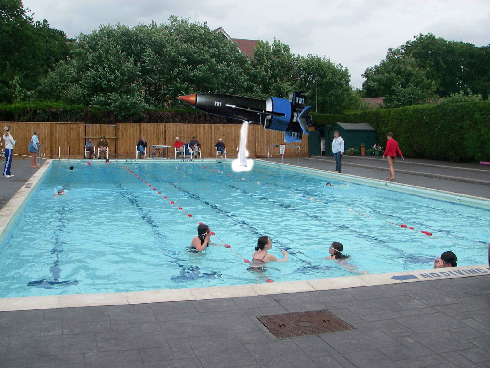 Open Air Swimming Pool Petersfield Newswire