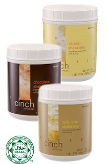 Cinch Shake Mix (Slimming Supplement)