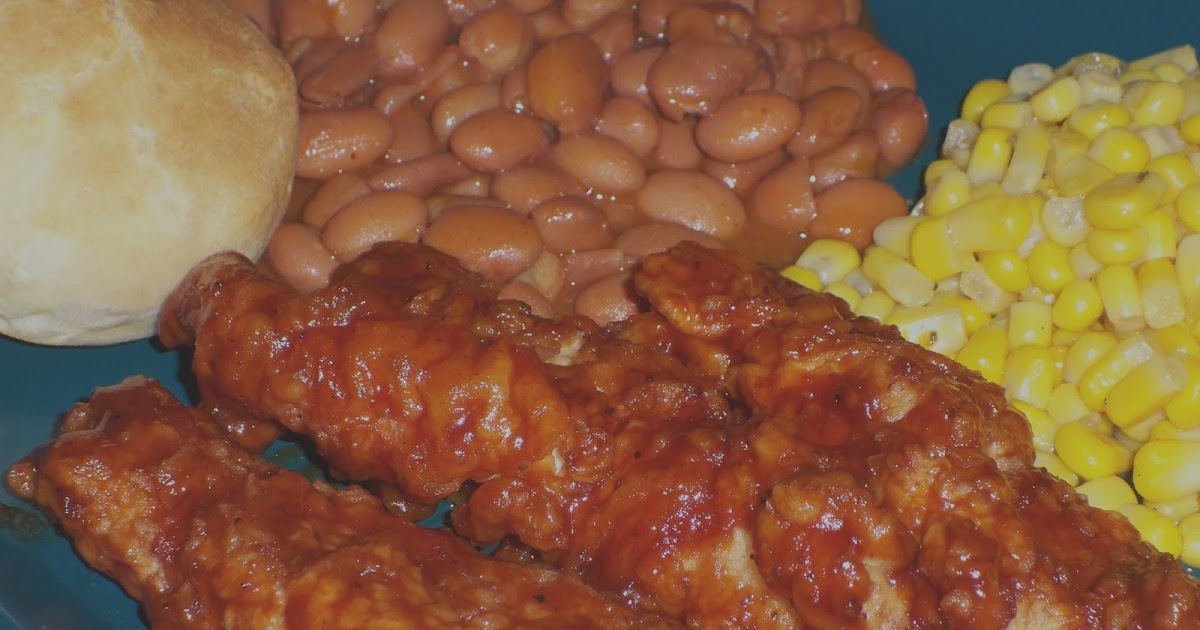 Grammas In The Kitchen Country Fried BBQ Chicken Strips