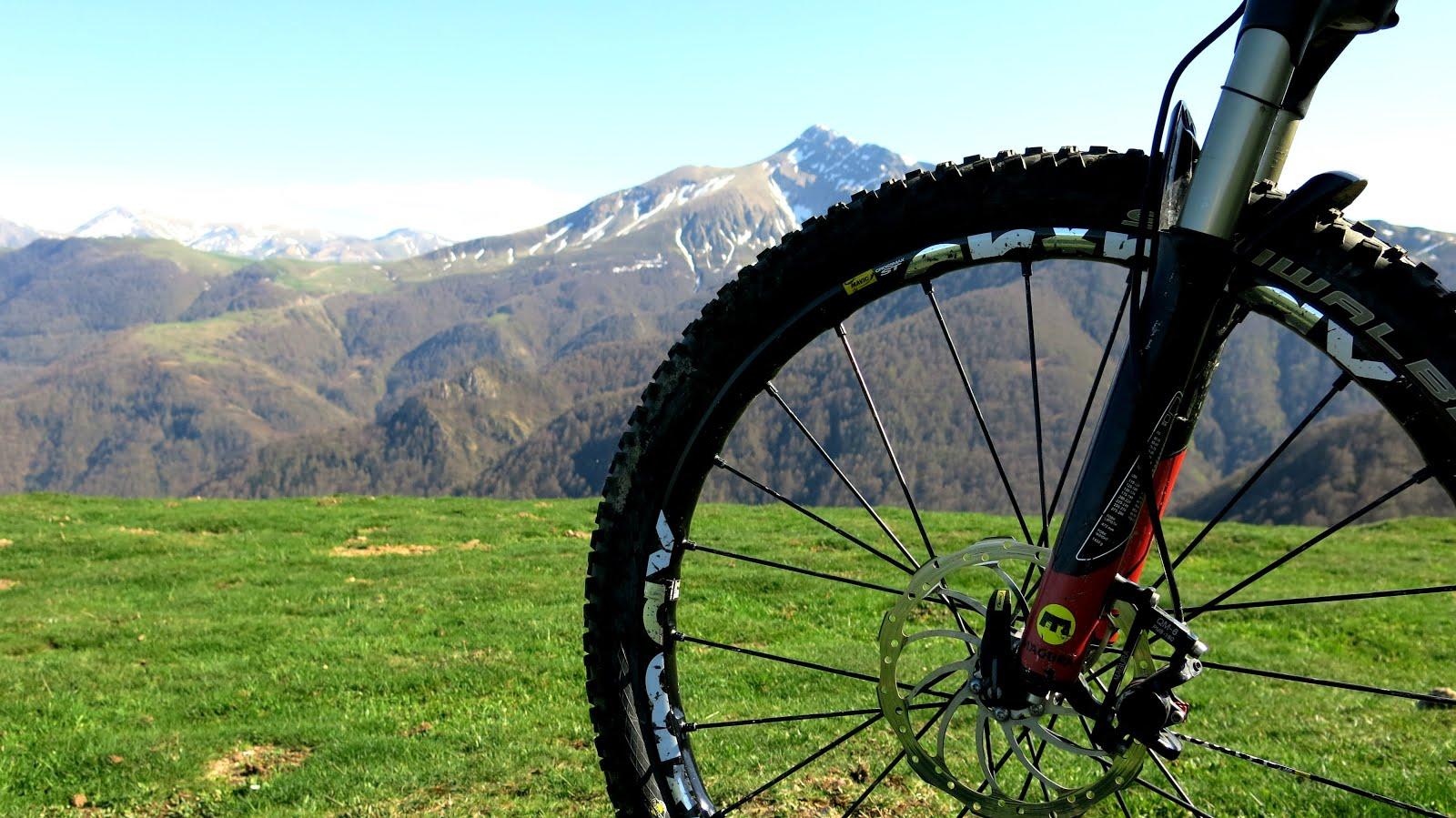 VTT Montagnes et Sierras