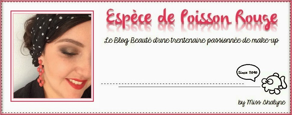 Espèce de Poisson Rouge !
