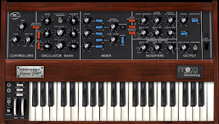 The Arturia MiniMoog Original
