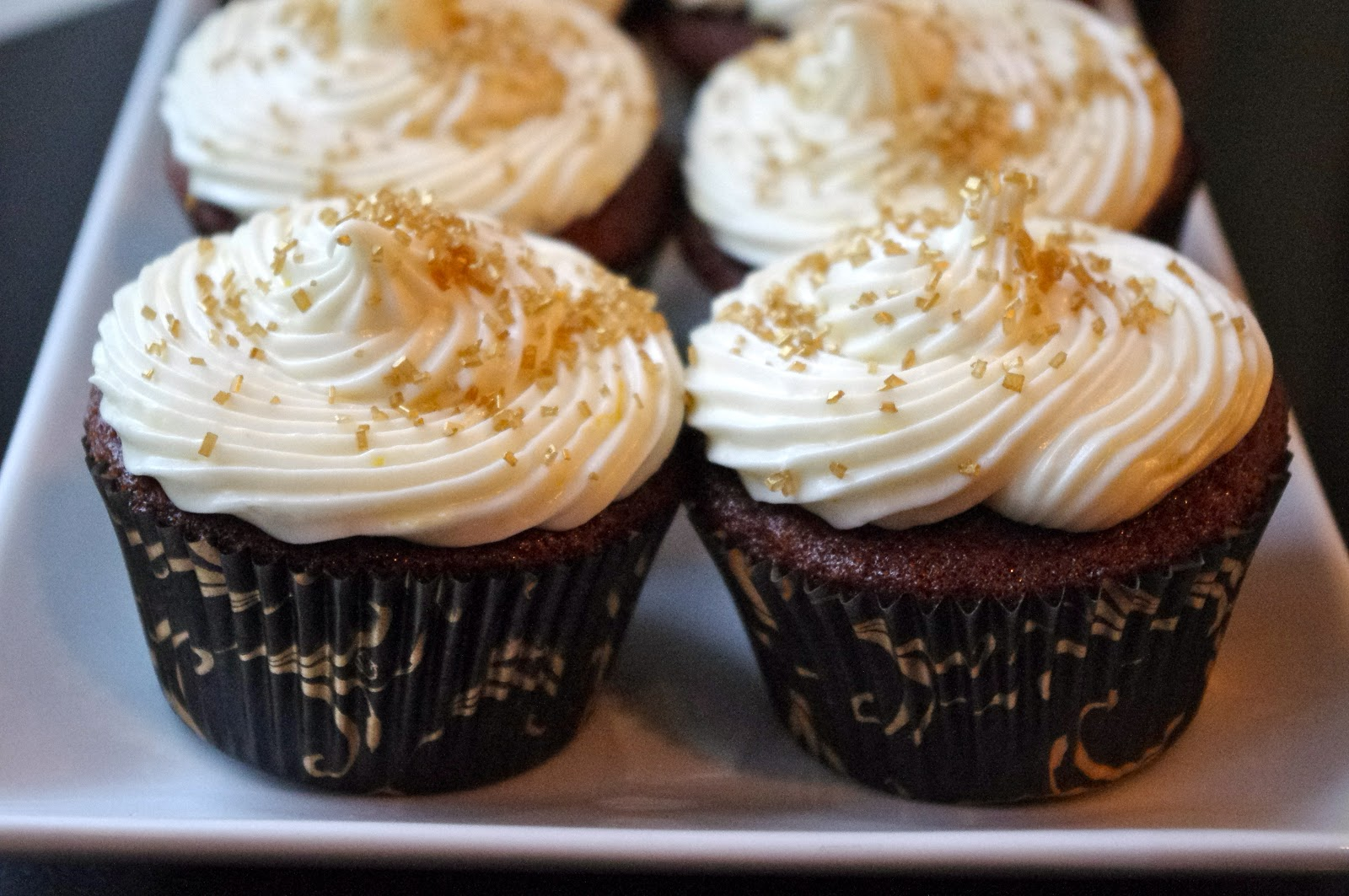 Lemon Ginger Cupcakes