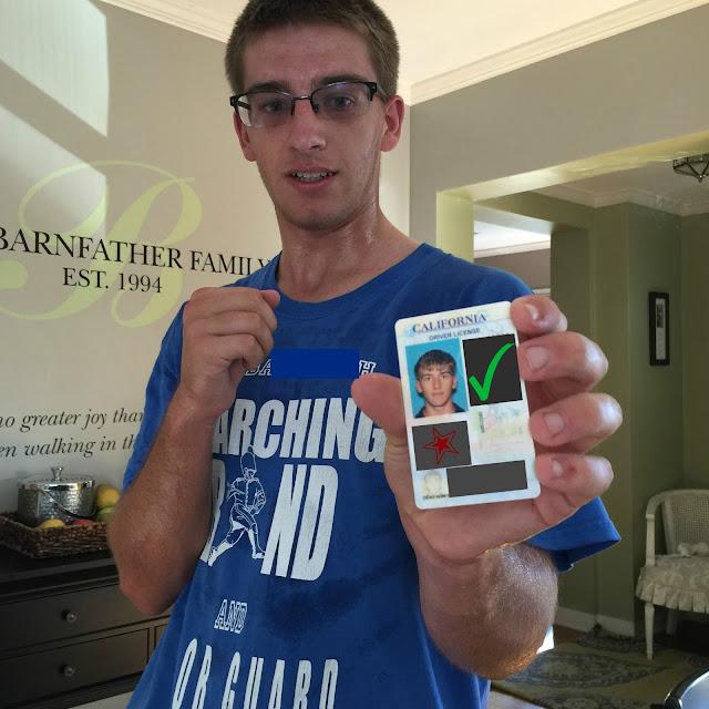Autism Update - Driver's License :: OrganizingMadeFun.com