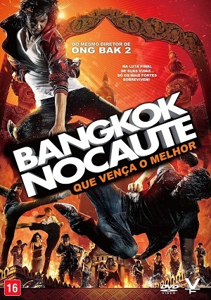 Bangkok Nocaute Blu-Ray Filmes Torrent Download completo