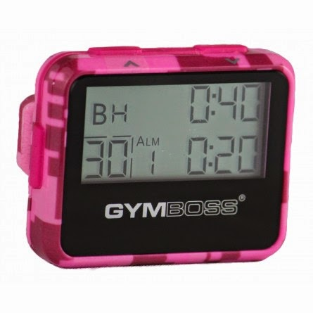 Gym Boss Interval Timer