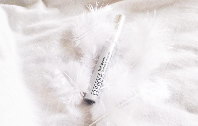 Clinique Lash Power Feathering Mascara review beauty blogger review