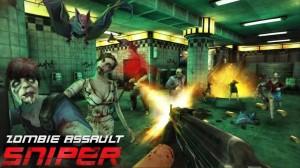 Zombie Assault: Sniper Hack Apk