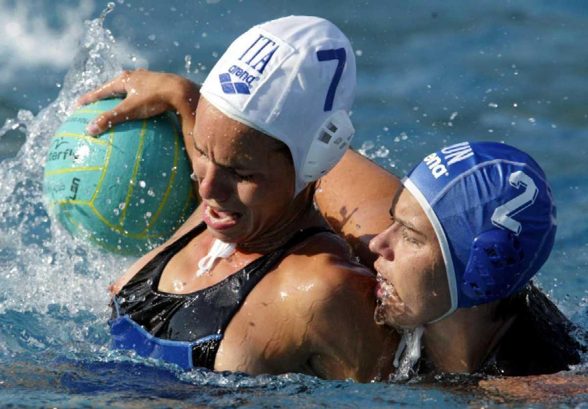 Can help Water polo nip slip