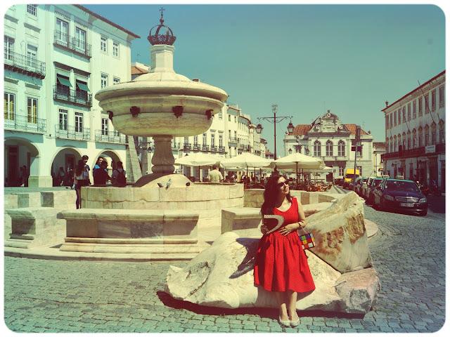 Evora-Alentejo-Portugal