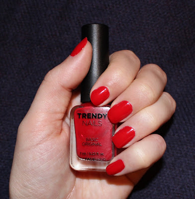 THEFACESHOP Trendy Nails RD302