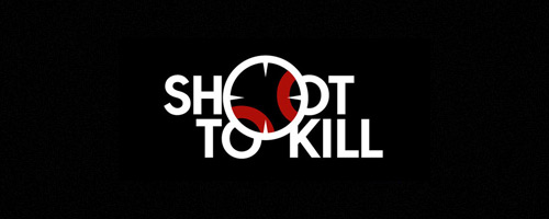 Shoot To Kill Logo Design