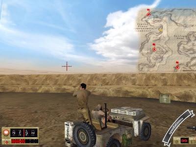 WWii Desert Rats Screenshots